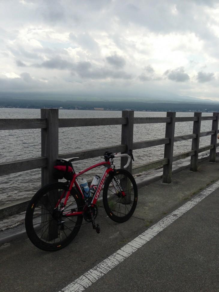 富士山みえんかったー