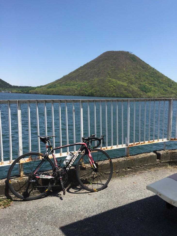 榛名湖きれいだった〜