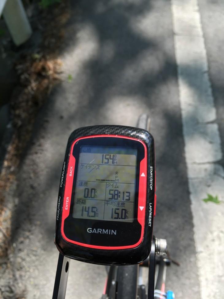 ハルヒル榛名湖コース60分切り達成!