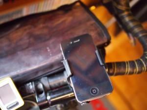 iPhon4もiPhone5sも問題なく装着可能