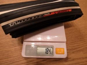 S-WORKS TURBO2本目も184g