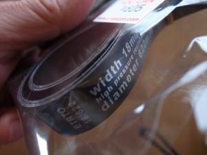 リムテープは1000円しないのがほとんどですね