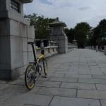 いつも前半は写真があるが、サイクリング後半になると写真が減る(^^;
